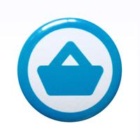 Button Schiffchen